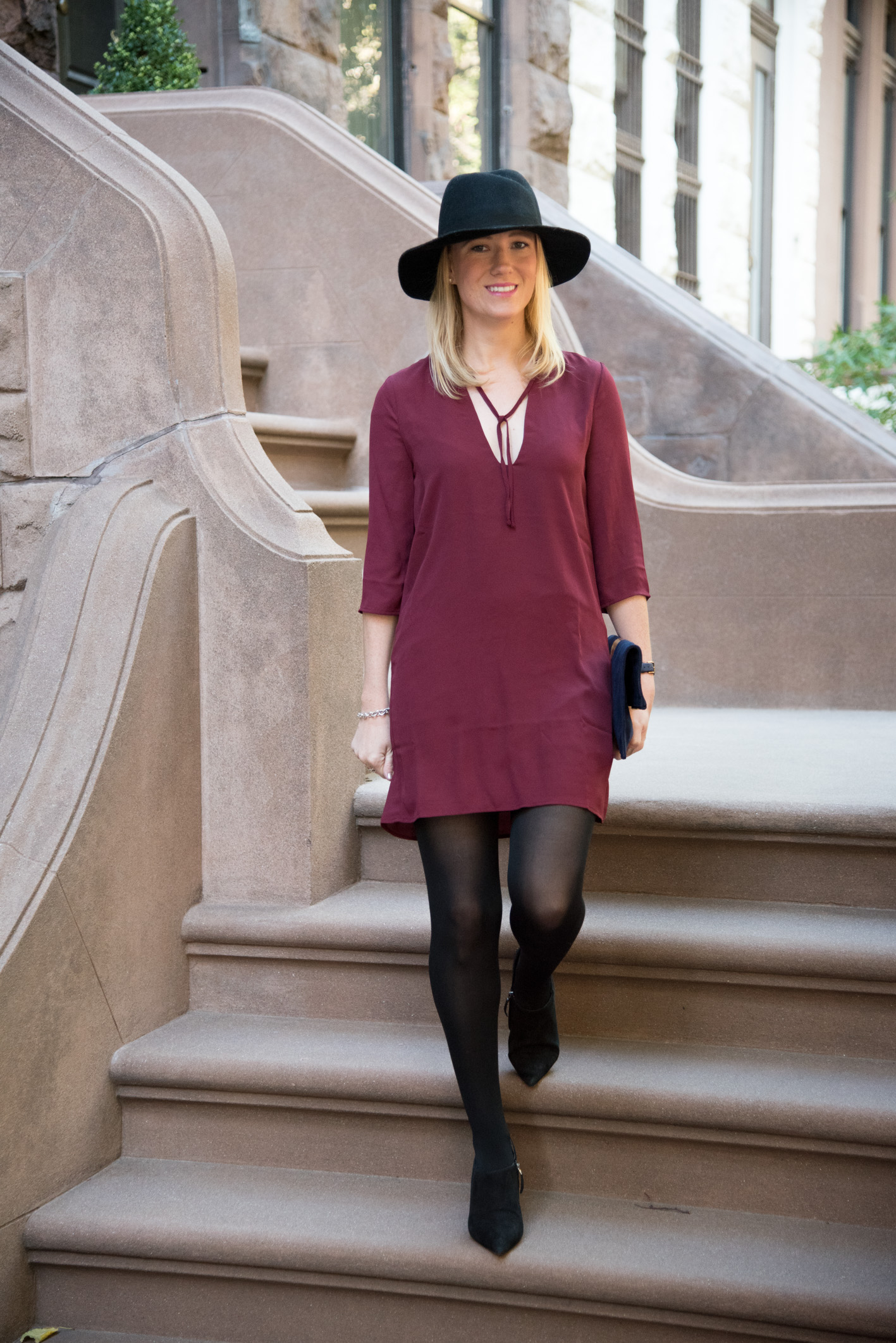 French Fashion Blogger in New York NYC