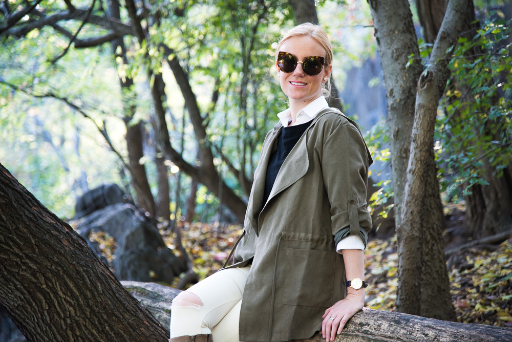 Tobi Fashion blogger collaboration New York
