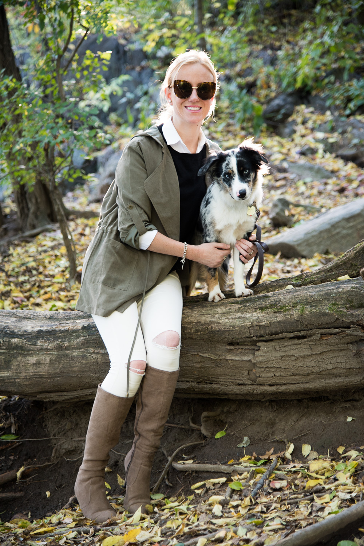 Fashion Lifestyle blogger in New York