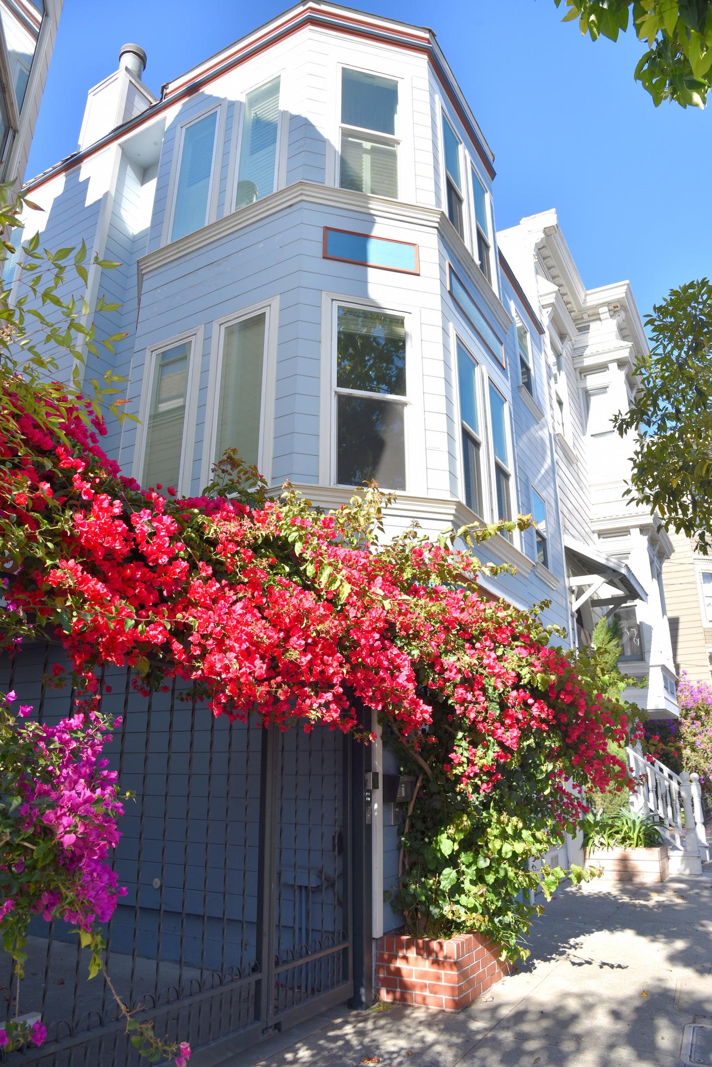 Visite de San Francisco Blog voyage