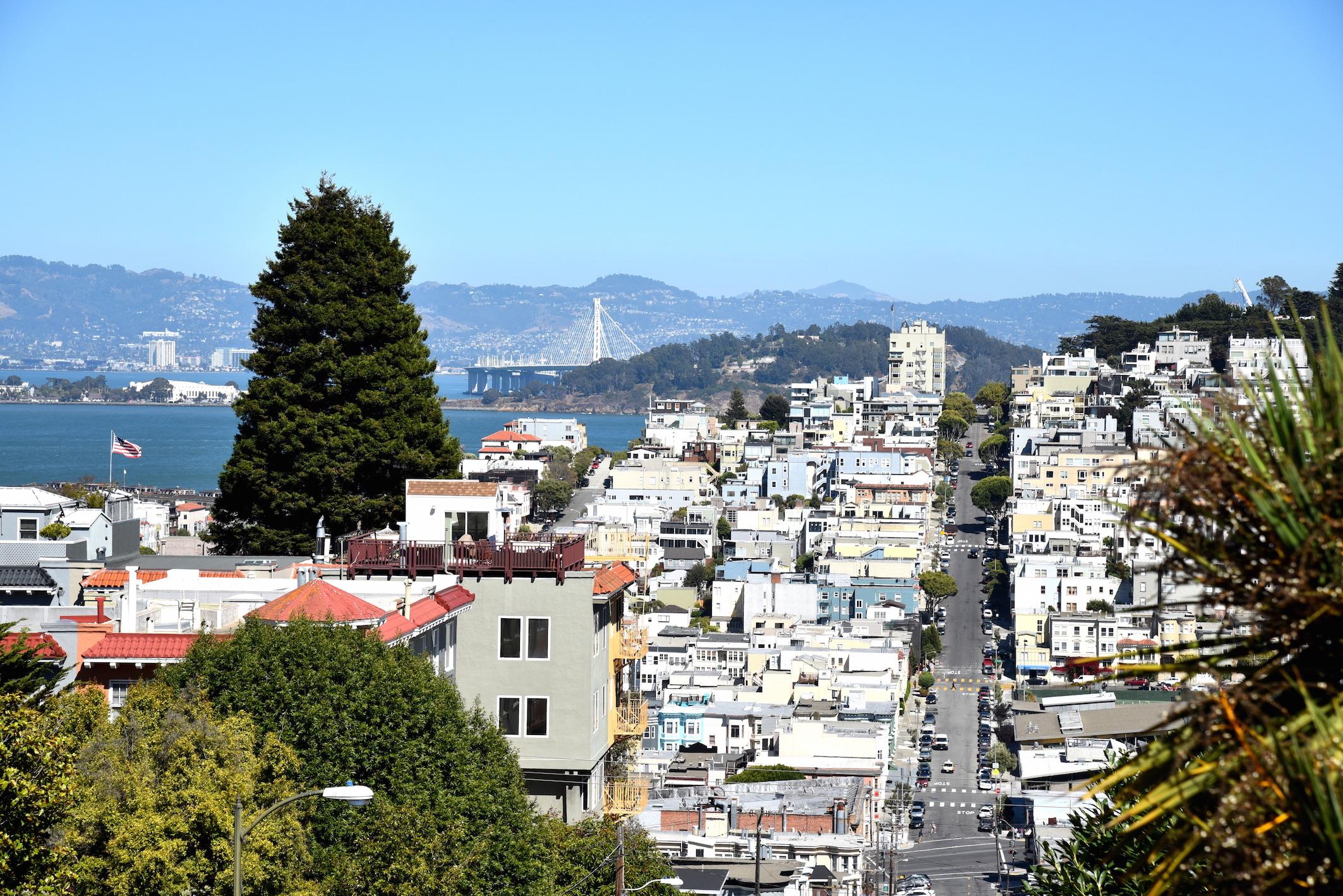 Visiter San Francisco blog voyage 2016