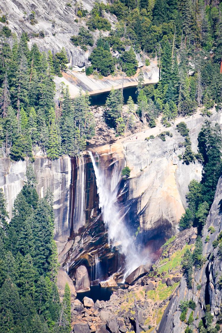 Cascade Yosemite Park Californie Blog voyage mybigapplecity