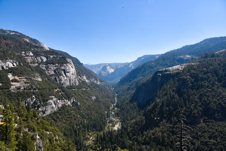 Blog voyage USA visiter Yosemite Californie