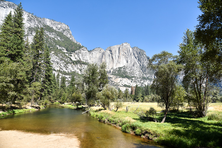 Discover Yosemite National Park USA