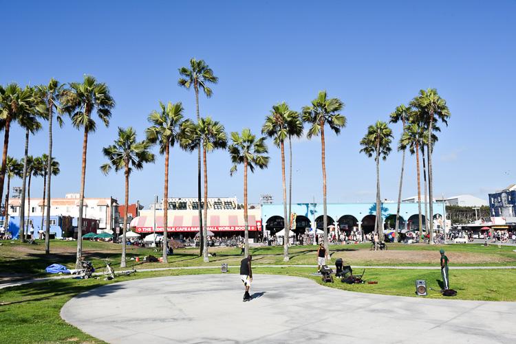Visiter Venice Beach à Los Angeles blog voyage LA