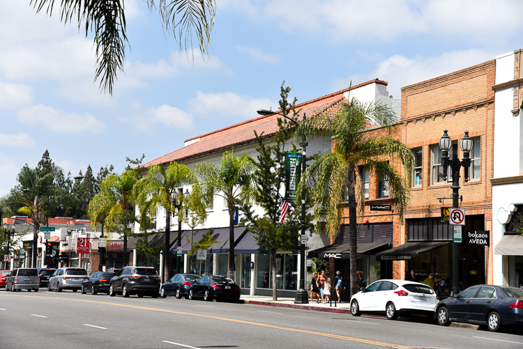 Visiter Pasadena Los Angeles Californie
