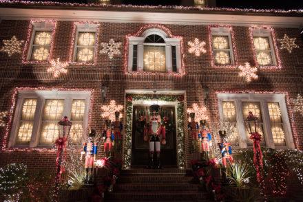 La magie de Noël à New York Dyker Heights NYC