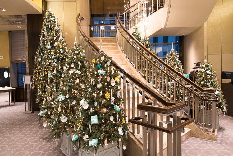 Un Noël chez Tiffany's New York, NYC voyage