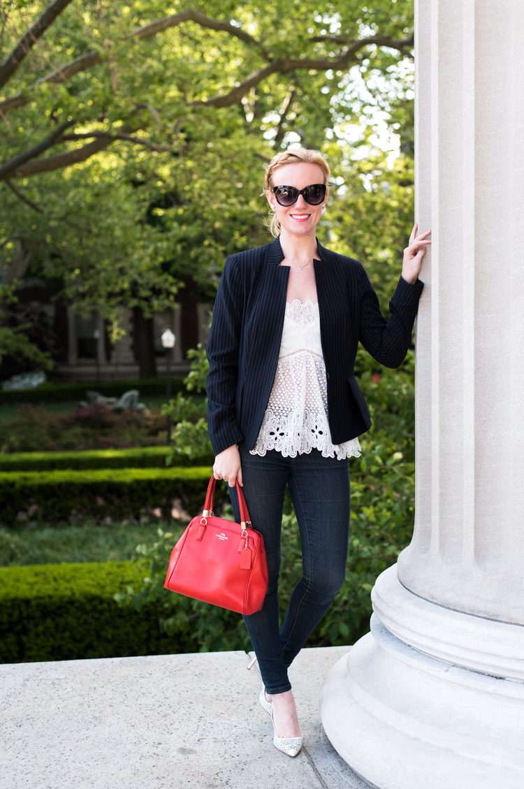 Blogueuse mode à New York Mybigapplecity