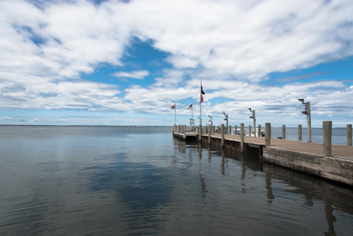 Fire Island Bay New York Travel Blog