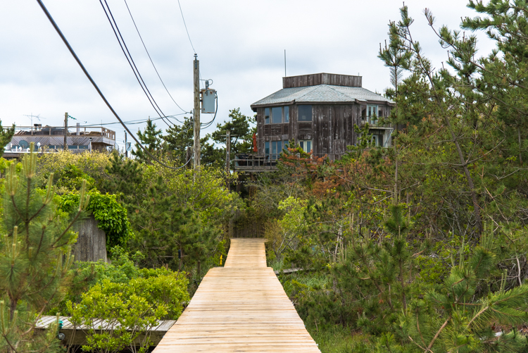 The Pines Architecture Fire Island, NY