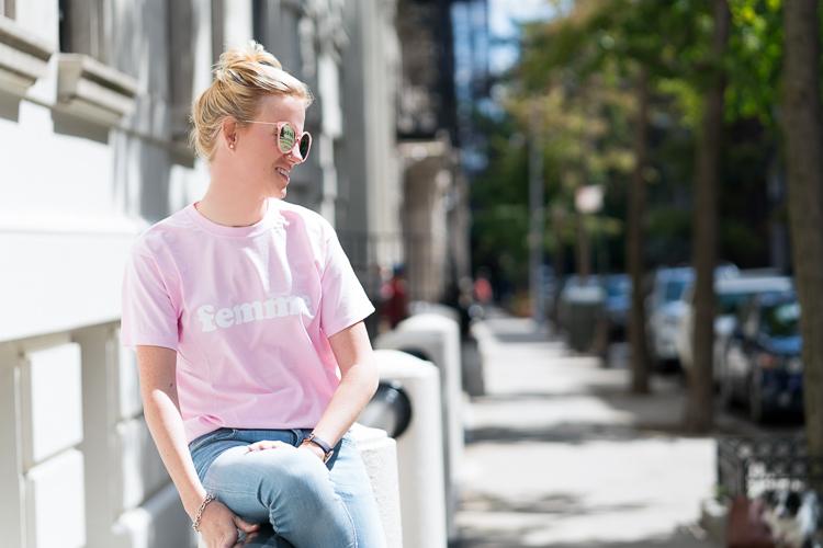Blogueuse mode à New York 2017