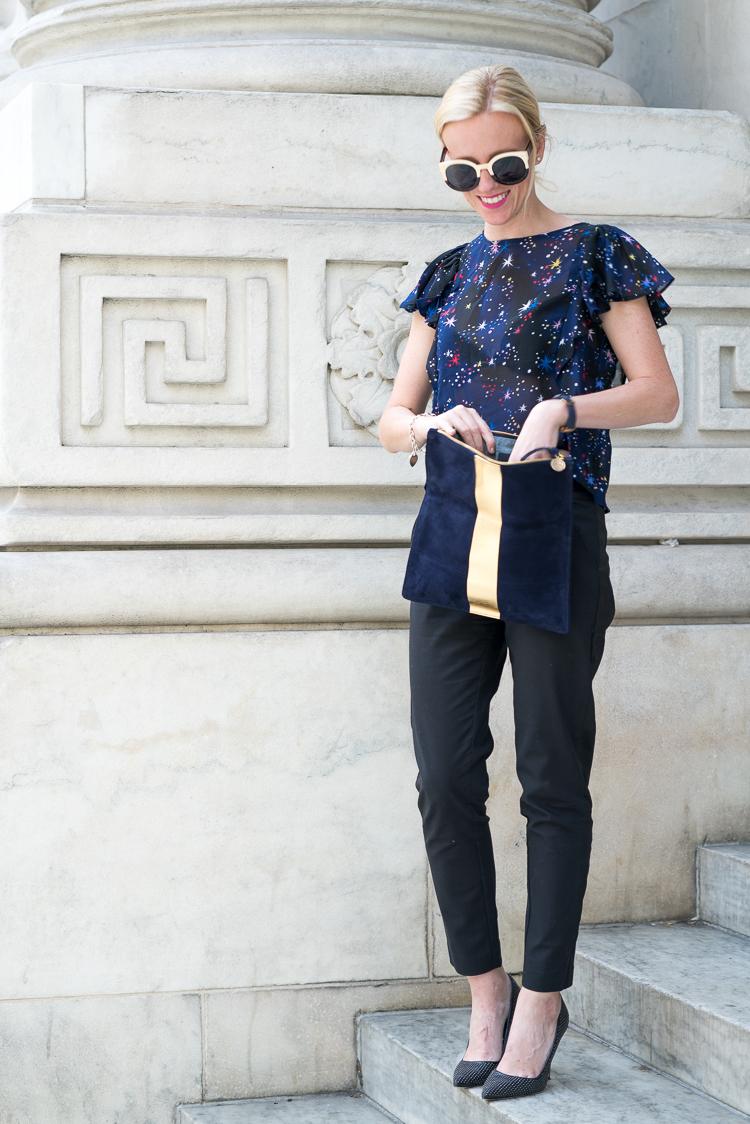 Look Asos Fashion blogger New York