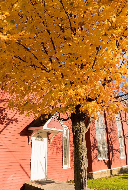 Weekend dans le Vermont en automne
