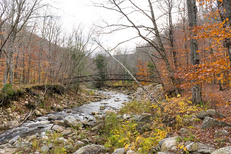 Vermont Appalachian trail hike travel blog