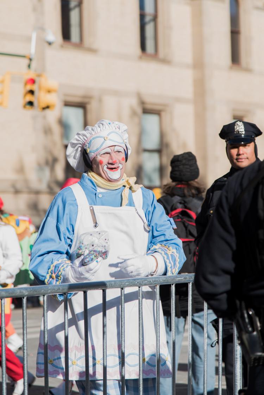Macy's Thanksgiving parade 2018 New York City