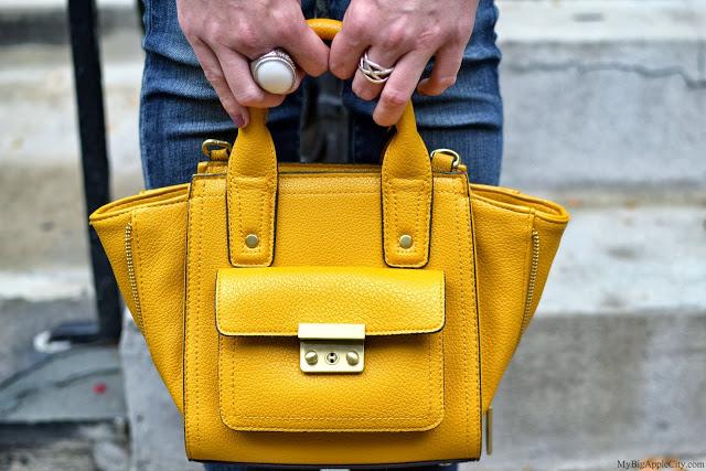 Yellow-satchel-Philip-Lim-Target-blogger