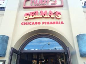 Selma's sign