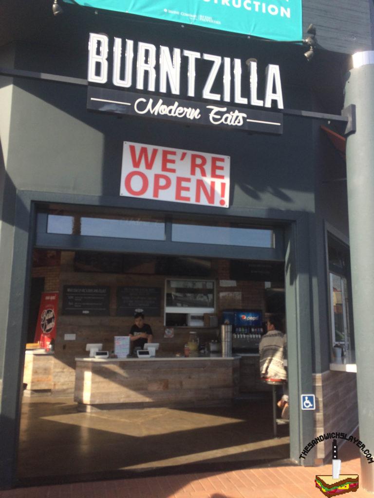 BurntZilla front
