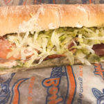 The Half Brick Sandwich from Danny Boys Rockstar sandwiches