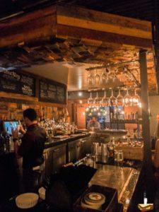 THe bar of Public 74