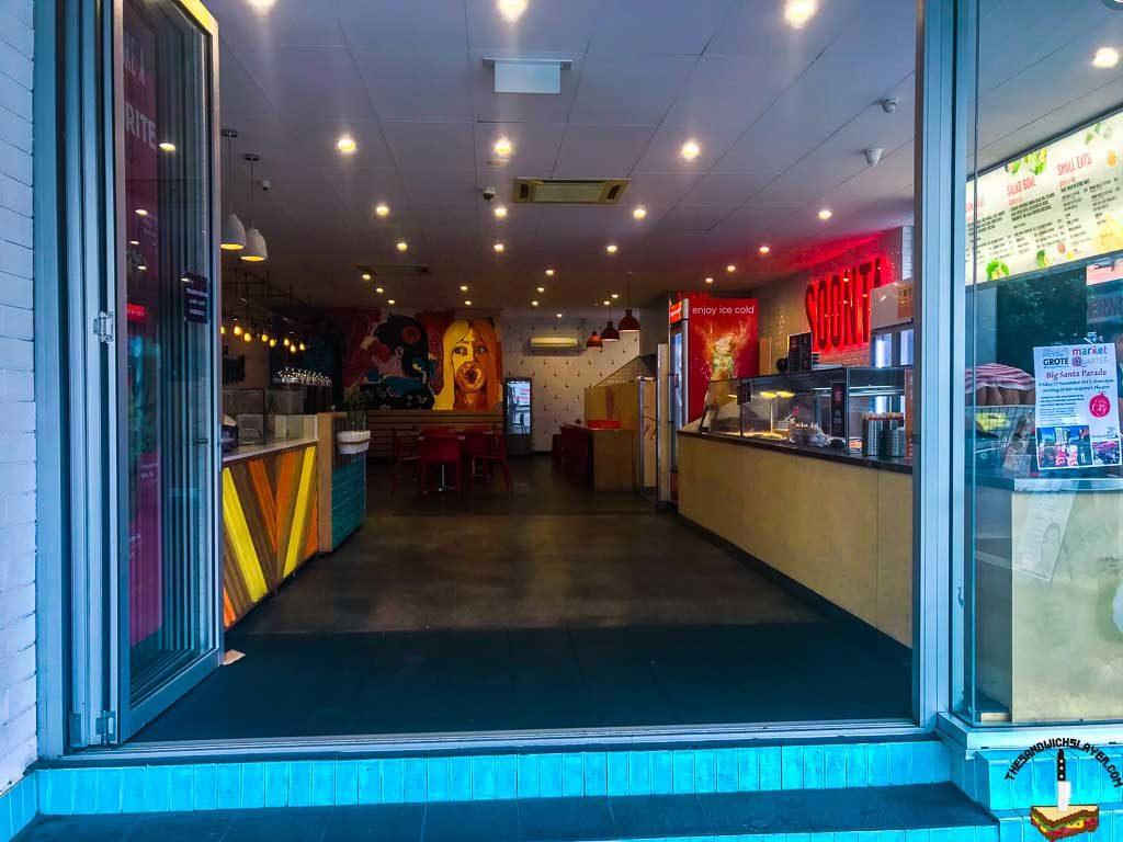 Soonta Entrance Adelaide