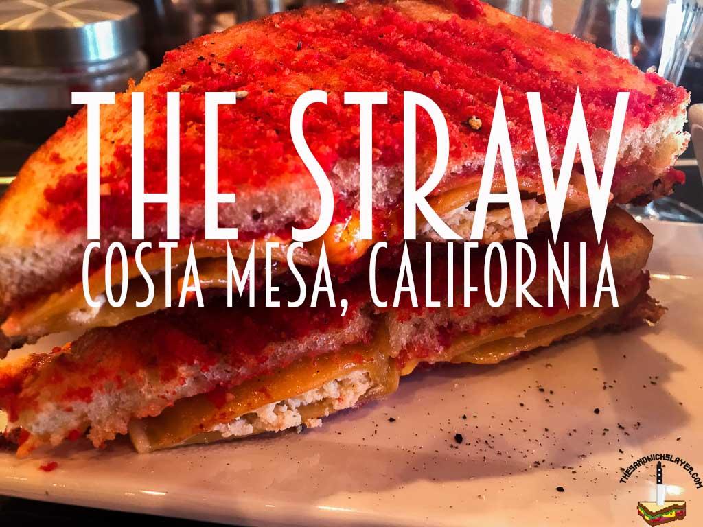 The Straw Costa Mesa California