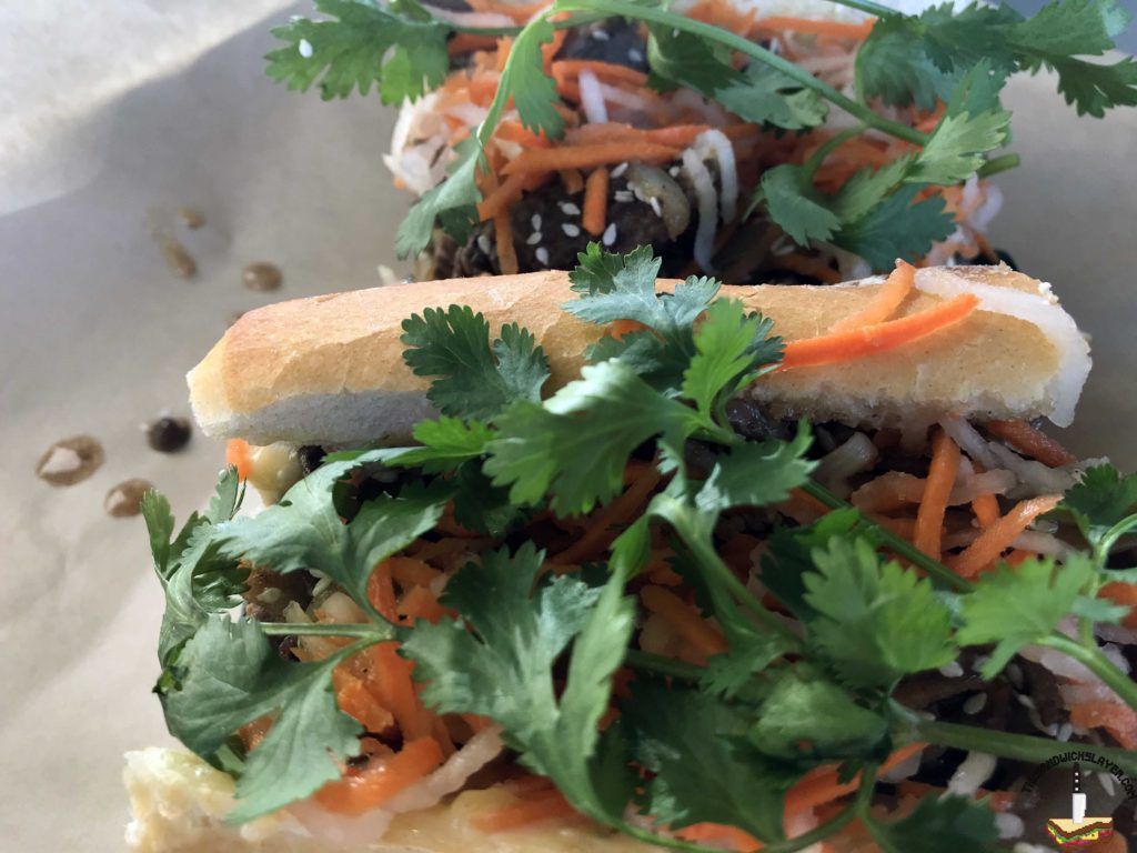 Nguyen's Kitchen Bulgogi Sandwich