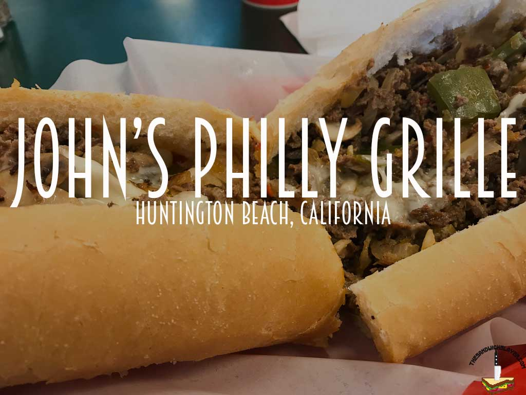 John's Philly Grille Title Card