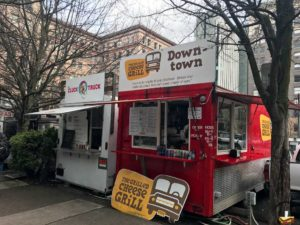 The food trailers of Portland