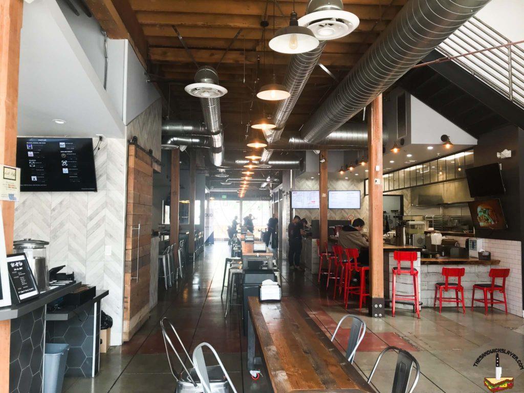 Interior of the McFadden Public Market