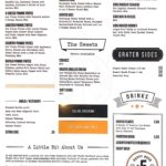 Grater Grilled Cheese Menu 1