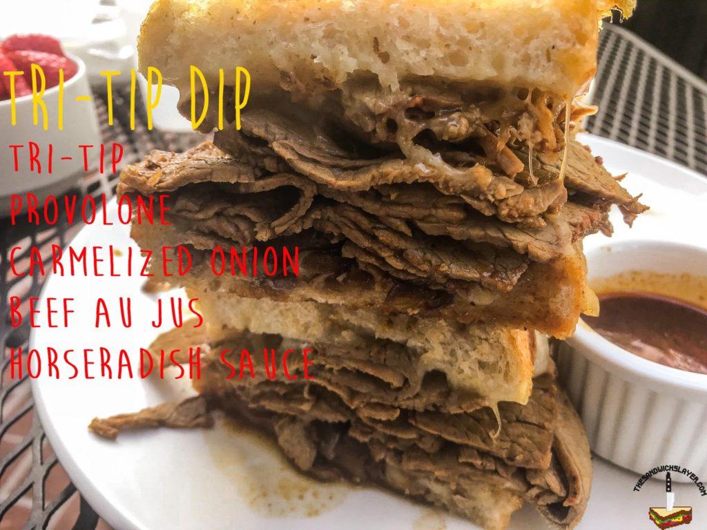 Crave Restaurant Tri tip dip