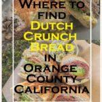 Where to find Dutch Crunch Bread in Orange County Tumblr Banner