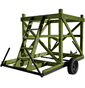 6' Trailer Base Upgrade