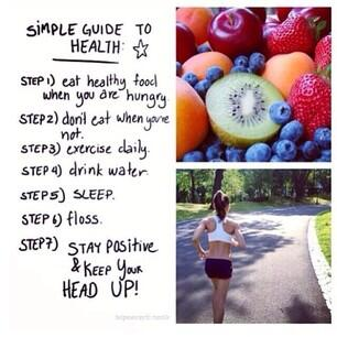Fitness Motivational Quotes Simple Guide To HEALTH