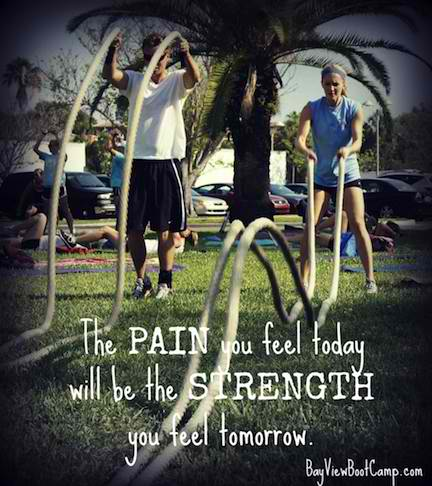 Fitness Motivational Quotes The Pain You Feel Today Will Be The Strength You Feel Tomorrow