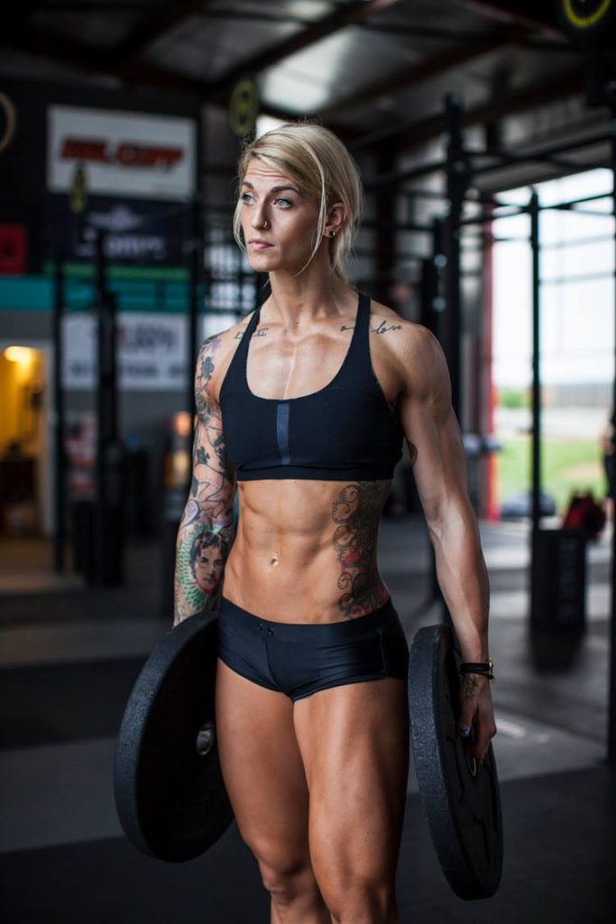 muscles and tattoos body motivation