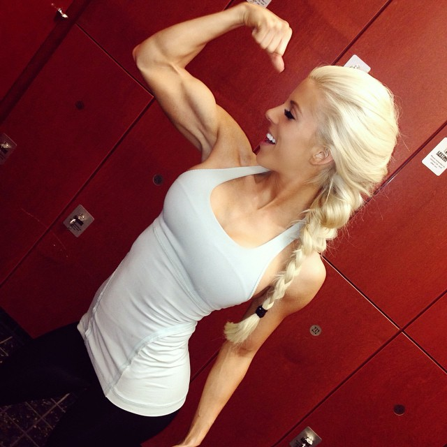 rocked up arms body motivation