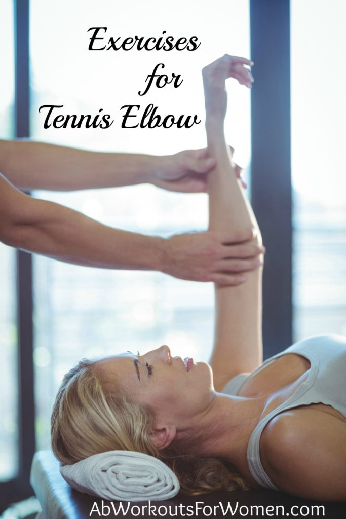 Exercises for Tennis Elbow ab workouts for women