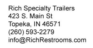 Rich Specialty Trailers Contact Us Address