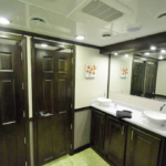 INVENTORY PORTABLE RESTROOM TRAILERS SALE 10 station
