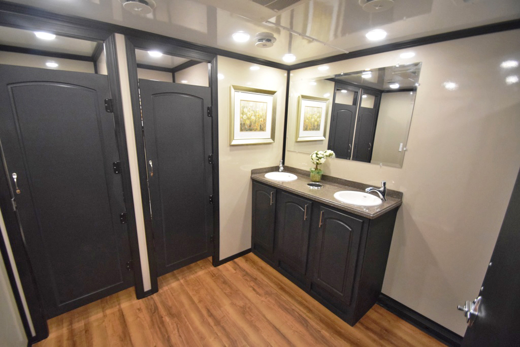 EVENT RESTROOM TRAILER MODELS