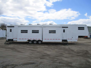 emergency response trailers exterior