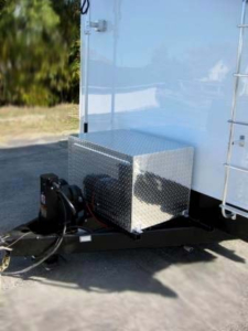 MOBILE COMMAND TRAILERS GENERATOR