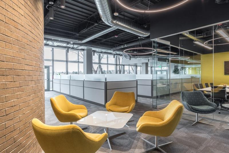 Ridgeline office space