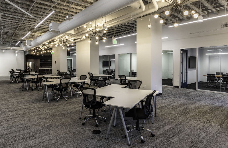 Denver - 17th & Welton - Novel co-working space
