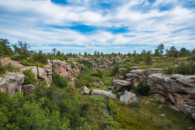 Colorado - Castlewood Canyon State Park