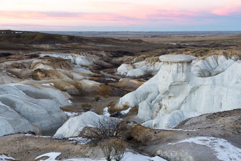 Colorado - Paint Mines Park