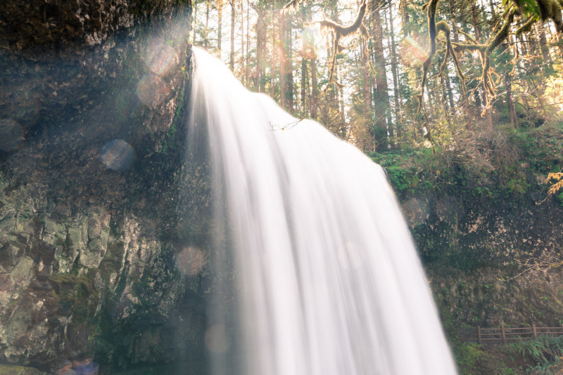Oregon - Silver Falls State Park